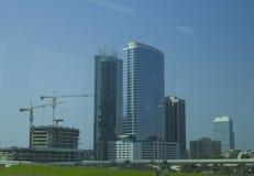 Urocza struktura Dubaj budynek Zdjęcie Royalty Free