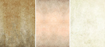 urocze tło tekstury trzy Zdjęcie Stock