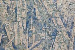uroczy abstrakcjonistyczni obrazy laka obraz, adobe rgb obrazy stock