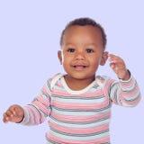 Uroczy afrykański dziecko Zdjęcie Royalty Free