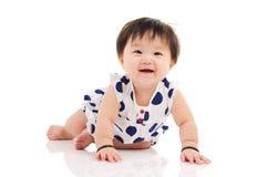 Uroczy azjatykci dziecko Fotografia Royalty Free