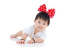 Uroczy azjatykci dziecko Zdjęcie Royalty Free