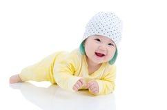Uroczy azjatykci dziecko Obraz Royalty Free