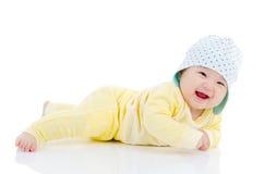 Uroczy azjatykci dziecko Zdjęcie Stock