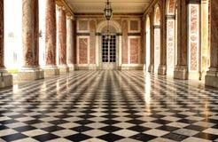 Uroczyści Trianon, Versailles - obrazy royalty free