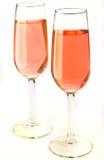uroczyście wino Obraz Royalty Free