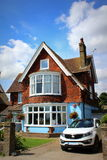 Uroczy dom na wsi Kent Anglia Zdjęcia Stock