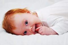uroczy dziecko zdjęcia stock
