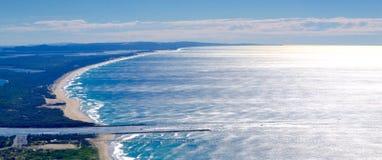 Uroczy oceany Obraz Royalty Free