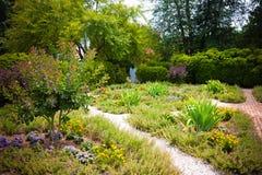 Uroczy Ogród Obrazy Royalty Free