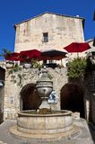 Uroczysta fontanna, de Obraz Royalty Free