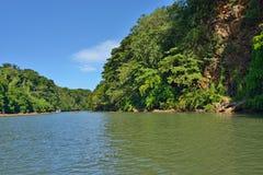 Uroczysta rzeka Fotografia Stock