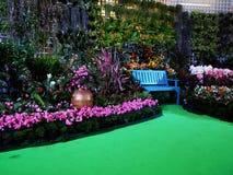 uroczyste ogród obraz stock