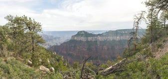 Uroczystego jaru obręcza krajobrazu północny widok obrazy stock
