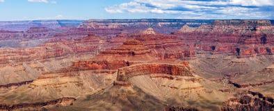 Uroczystego jaru obręcza Południowa panorama Zdjęcie Royalty Free