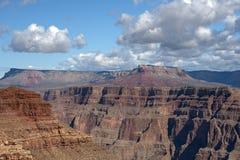 Uroczystego jaru park narodowy, Arizona, Stany Zjednoczone fotografia stock