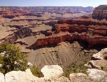 Uroczystego jaru park narodowy, atrakcja turystyczna usa obraz royalty free