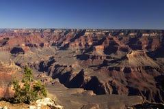 Uroczystego jaru wschód słońca, Uroczystego jaru park narodowy, Arizona Obrazy Stock