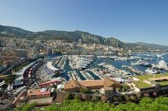 uroczysty 2011 prix Monaco zdjęcie stock