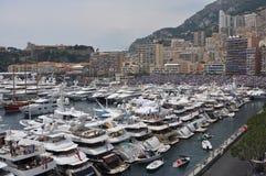 uroczysty 2012 prix Monaco Zdjęcia Stock
