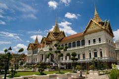 uroczysty Bangkok pałac Zdjęcia Stock