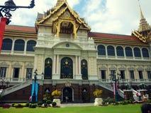 uroczysty Bangkok pałac Obrazy Stock