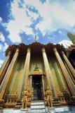 uroczysty Bangkok pałac Zdjęcia Royalty Free