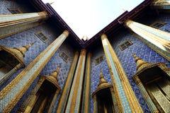 uroczysty Bangkok pałac Obrazy Royalty Free