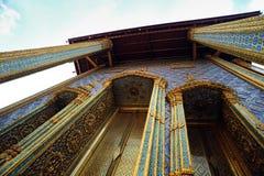 uroczysty Bangkok pałac Obraz Stock