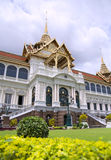 uroczysty Bangkok pałac królewski Thailand Obrazy Stock