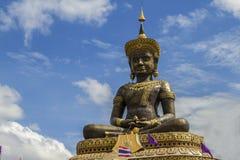 Uroczysty bhuddha Zdjęcia Stock