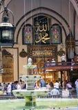 uroczysty Bursa meczet Obraz Royalty Free