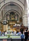 uroczysty Bursa meczet Obraz Stock
