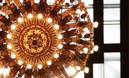 Uroczysty centrali światło Obraz Royalty Free