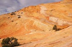 Uroczysty Escalante Krajowy zabytek, Utah, usa Obraz Royalty Free