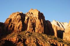 Uroczysty Escalante Krajowy zabytek, Utah, usa Fotografia Royalty Free