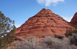 Uroczysty Escalante Krajowy zabytek, Utah, usa Zdjęcia Stock