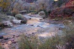 Uroczysty Escalante Krajowy zabytek, Utah, usa Zdjęcie Royalty Free