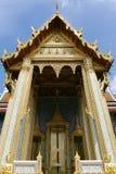 Uroczysty Istny pałac, Bangkok Tajlandia Zdjęcia Stock