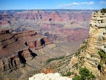 Uroczysty jar Kolorado & x28; Arizona, USA& x29; zdjęcie stock
