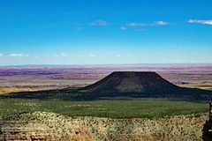 Uroczysty jar usa - widok Utah - Arizona - Zdjęcie Stock