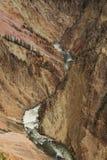 Uroczysty jar w Yellowstone parku narodowym Obrazy Stock
