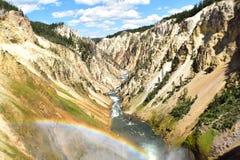 Uroczysty jar Yellowstone park Fotografia Stock