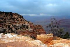 uroczysty jaru park narodowy usa Obrazy Stock