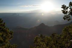 uroczysty jaru wschód słońca Obraz Royalty Free
