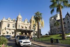 Uroczysty Kasyno w Monte - Carlo Fotografia Royalty Free