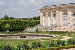 uroczysty Le Trianon Versailles obraz royalty free