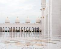 Uroczysty meczet Obrazy Royalty Free