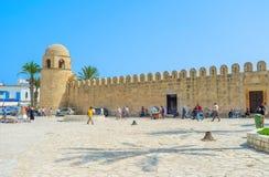 Uroczysty meczet Zdjęcie Royalty Free