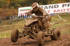 uroczysty motocros prix sevlievo Obrazy Stock